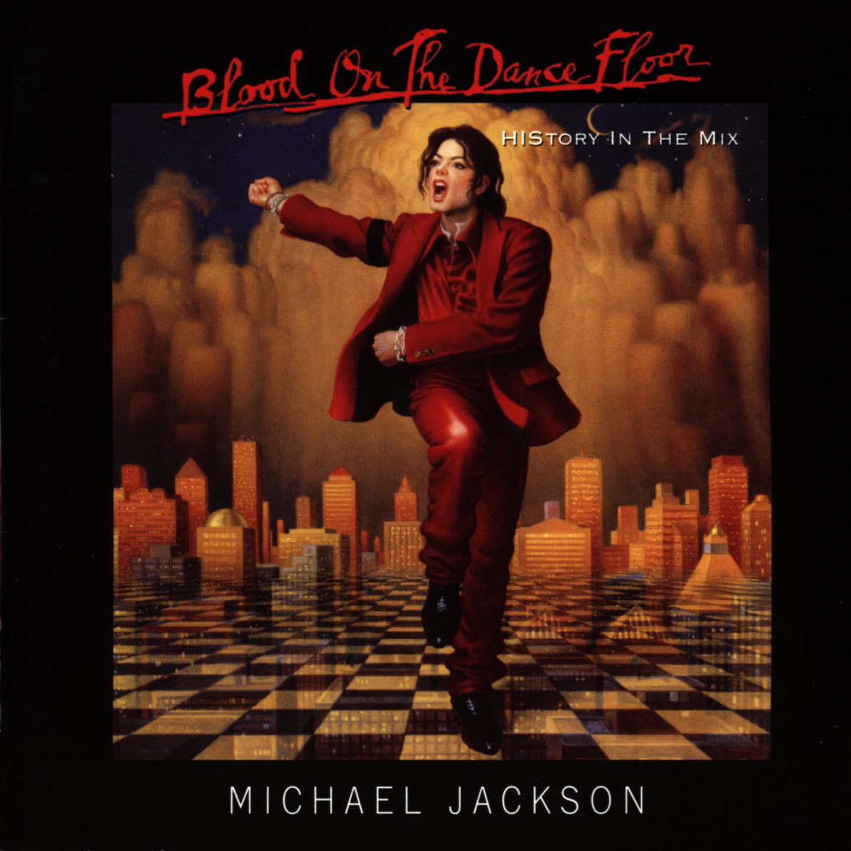 blood on the dance floor history in the mix michael