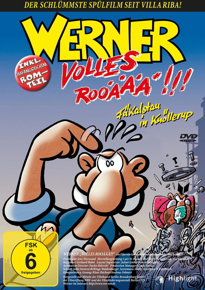 Werner Volles Rooäää