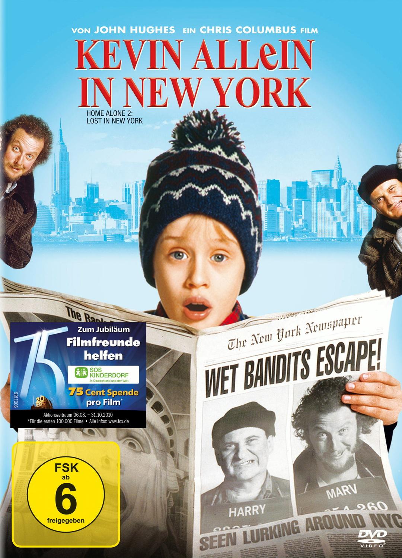kevin allein in new york der ganze film