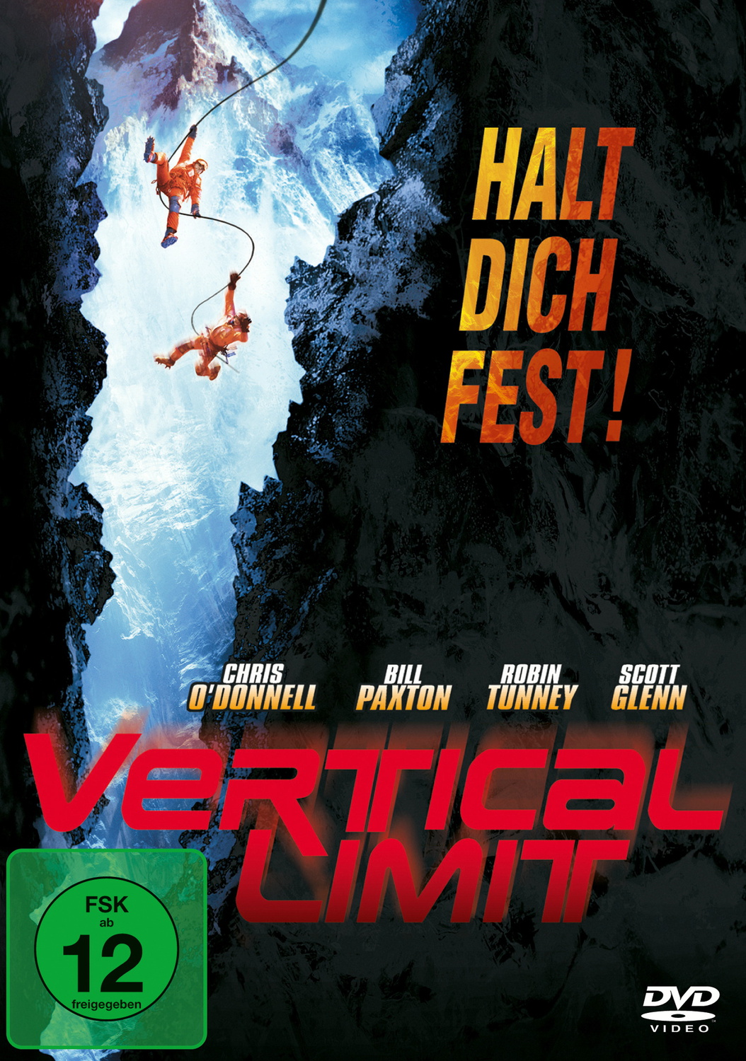 Vertical Limit - Martin Campbell - DVD - www.mymediawelt.de - Shop ...