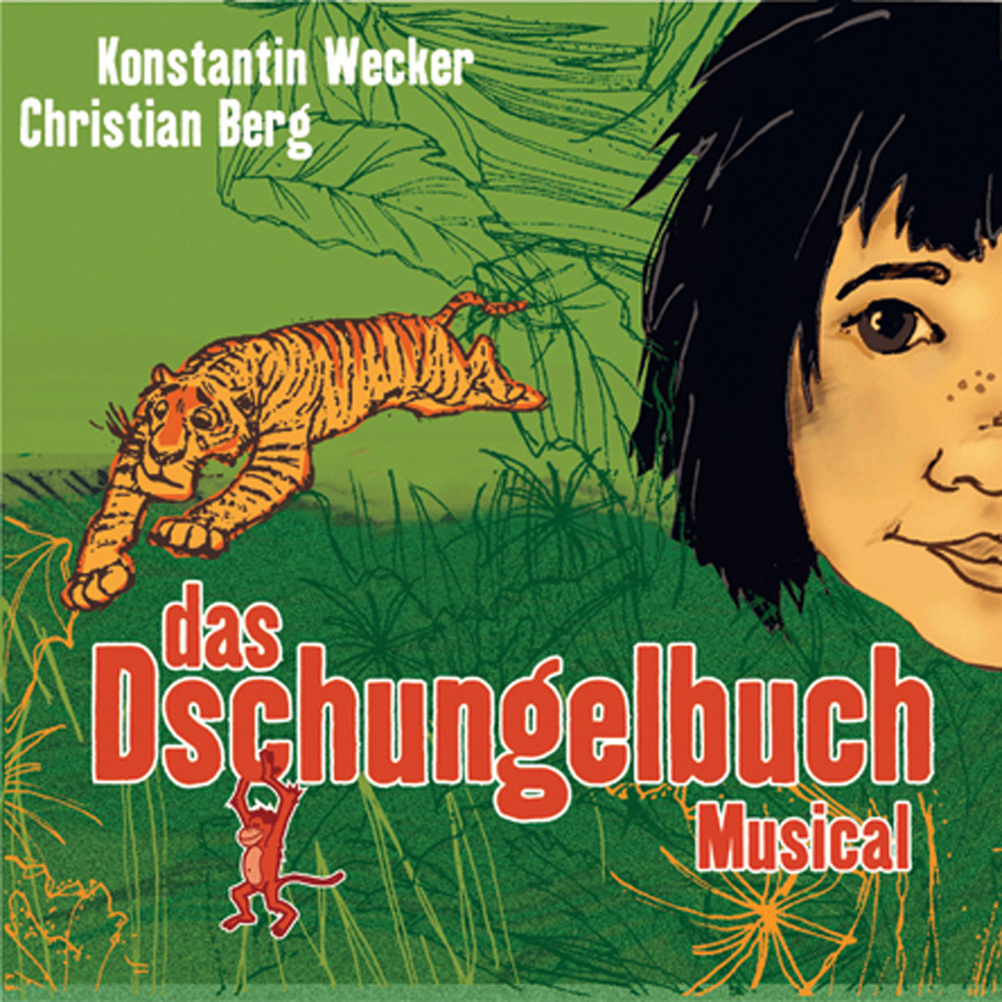 Musical Dschungelbuch