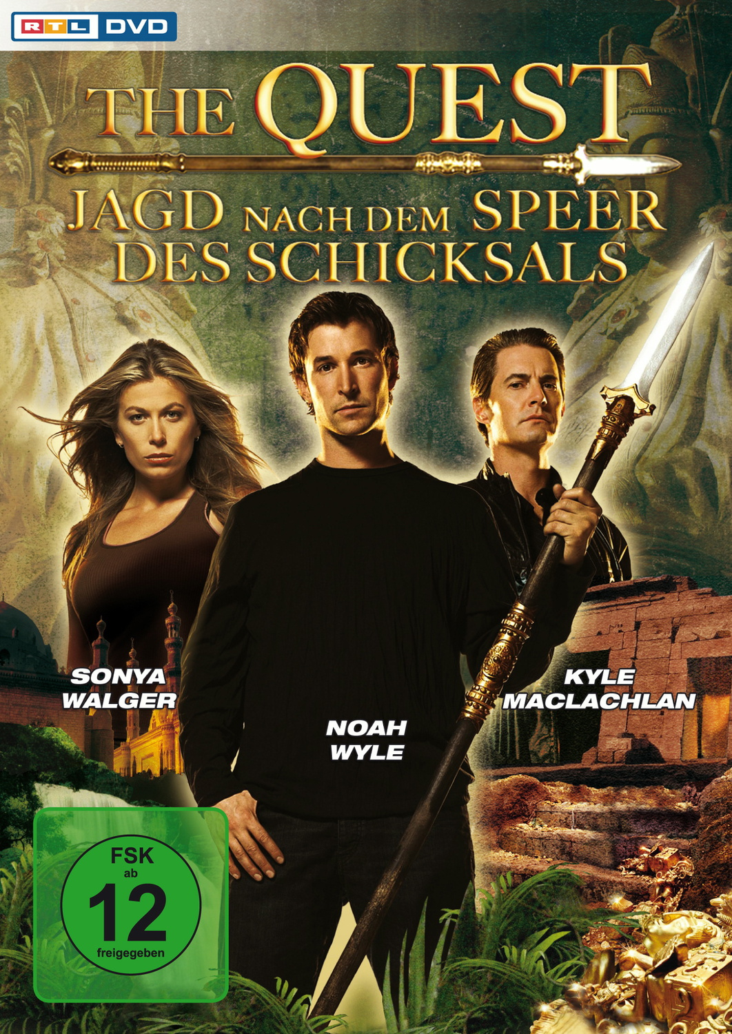 The Quest Jagd Nach Dem Speer Des Schicksals Ganzer Film Deutsch