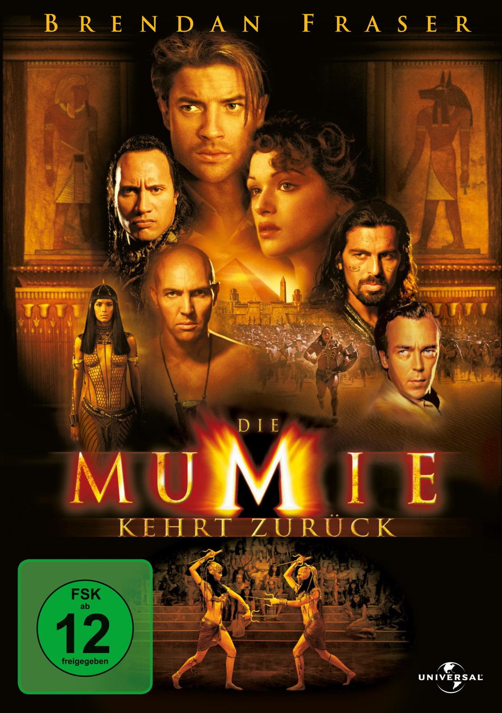 Die Mumie Kehrt Zurück Ganzer Film