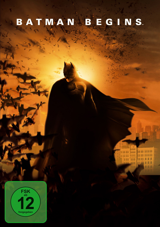 Batman Begins Deutsch