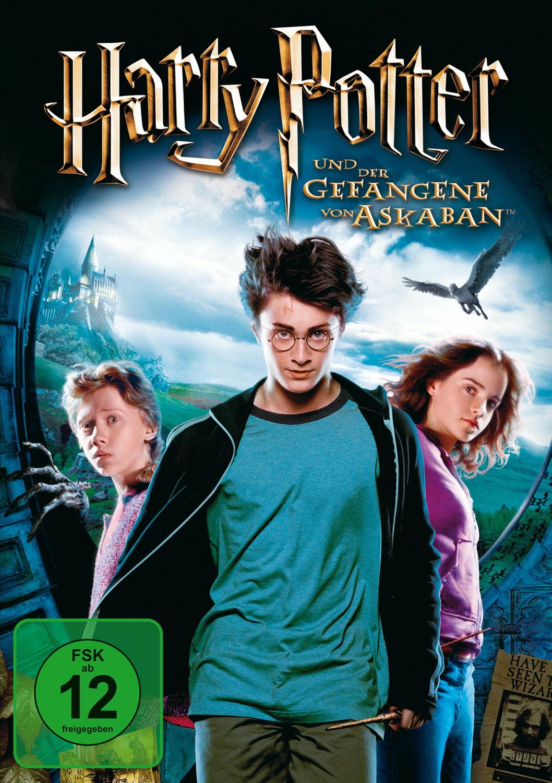 Harry Potter Gefangene Von Askaban