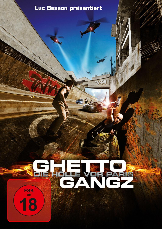 Ghettogangz – Die Hölle Vor Paris