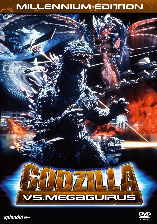 Godzilla vs Megaguirus  2000  DVDRip Latino  4S  - IdentiGodzilla 2000 Vs Megaguirus
