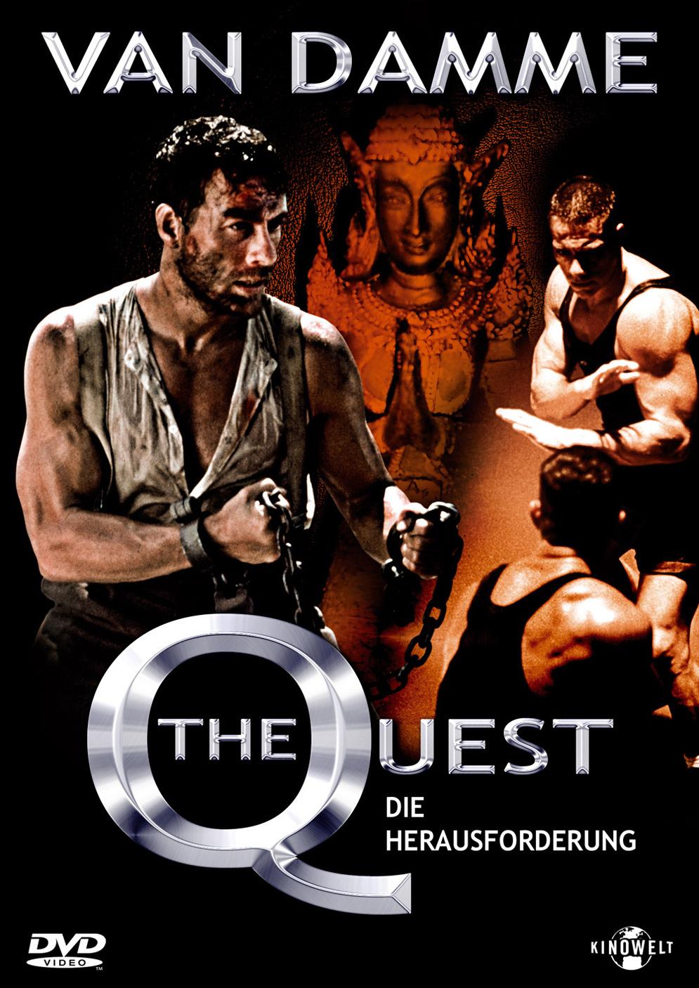 The Quest Die Herausforderung