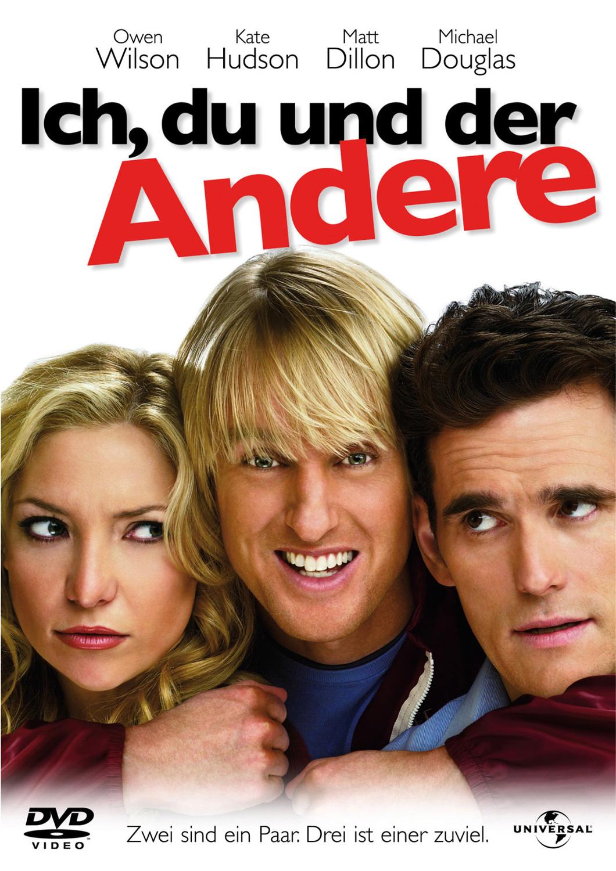 Ich, du und der andere - Anthony Russo, Joe Russo - DVD