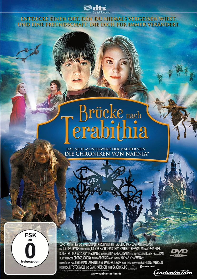 Die Brücke Nach Terabithia 2 - Die Rückkehr Nach Terabithia