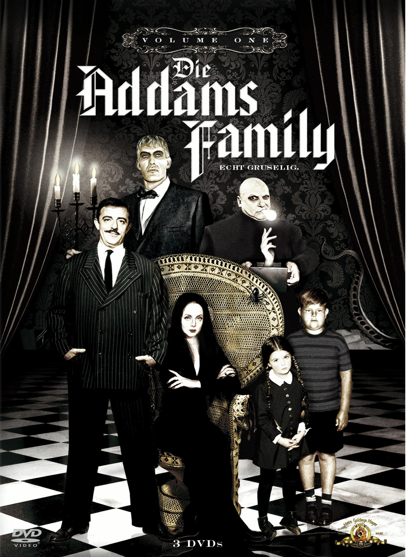 die addams family volume 1 3 dvds sidney lanfield jerry hopper jean yarbrough stanley z. Black Bedroom Furniture Sets. Home Design Ideas