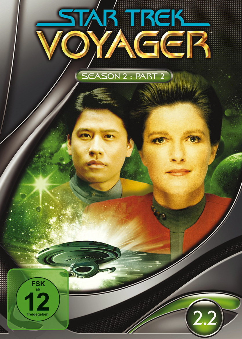 Star Trek - Voyager Season 5. SAVE.