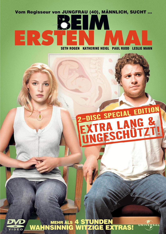 beim ersten mal (special edition, 2 dvds)  judd apatow  ~ Backofen Qualmt Beim Ersten Mal