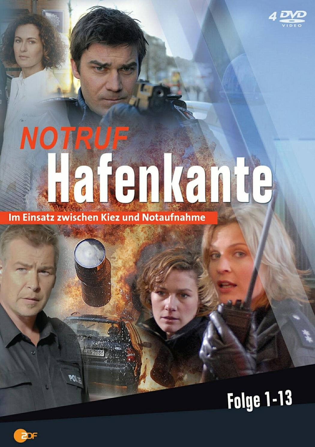 Notruf Hafenkante Dvd