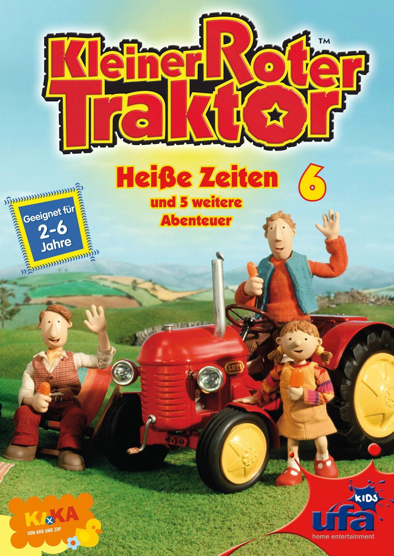 kleiner roter traktor 06  heiße zeiten und 5 weitere