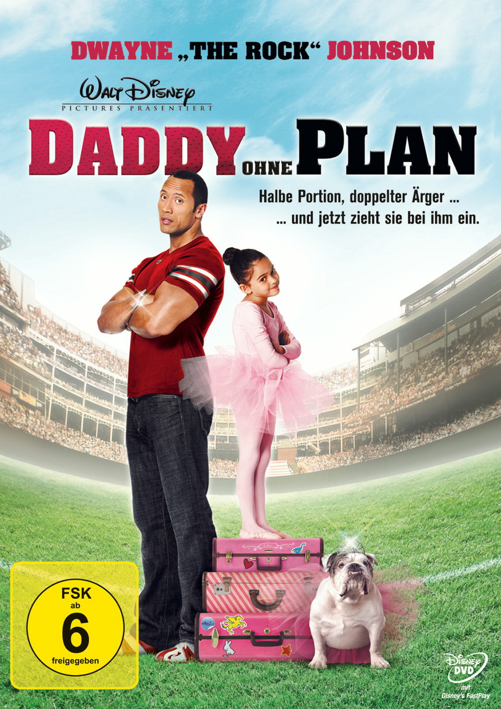 Daddy Ohne Plan Dwayne Johnson