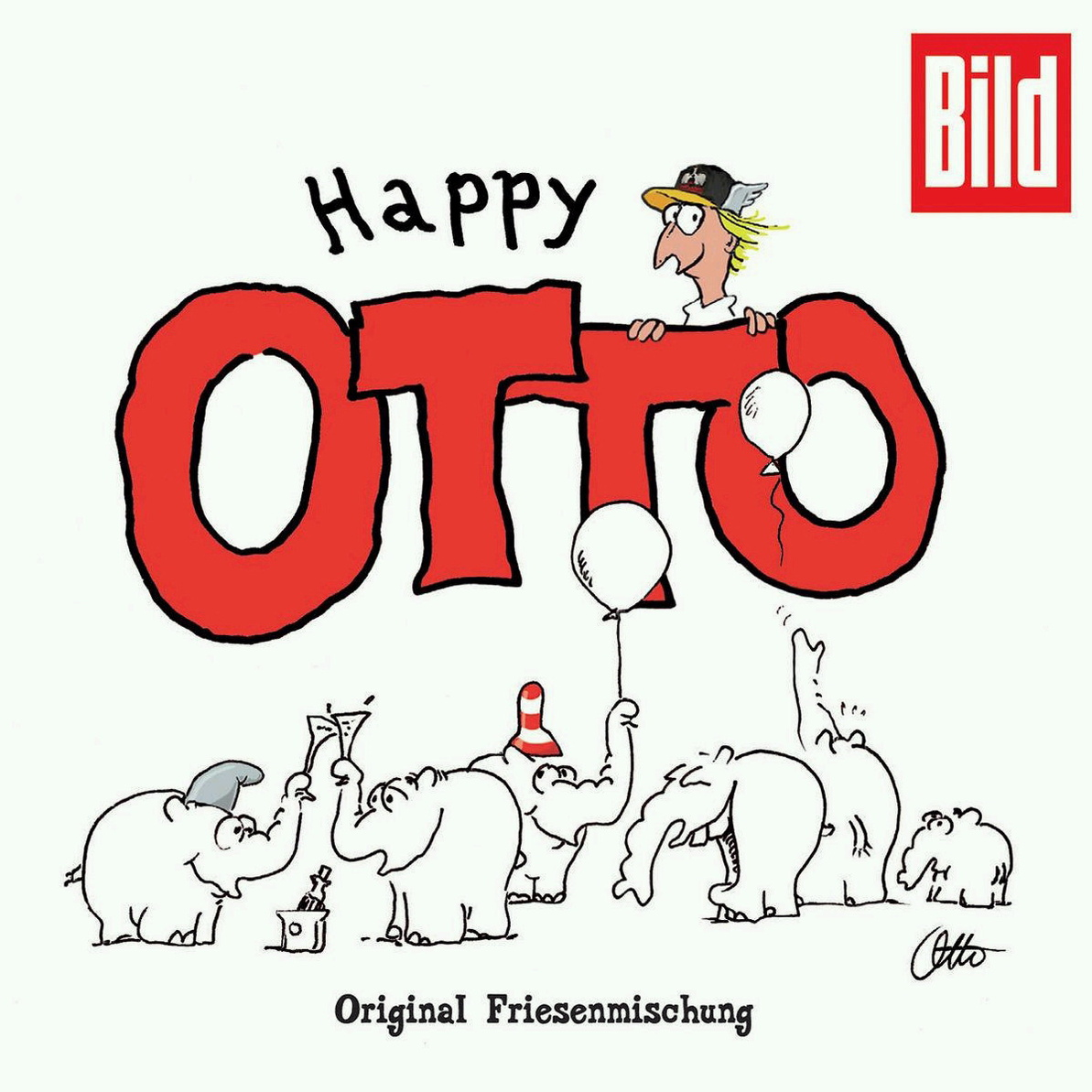 h ppy otto original friesenmischung otto dcd shop f r cd dvd blu. Black Bedroom Furniture Sets. Home Design Ideas