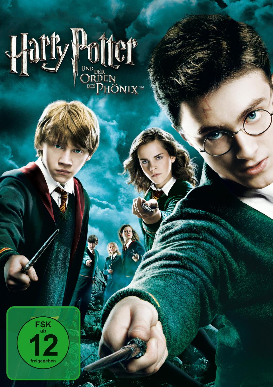Harry Potter Der Orden Des Phönix