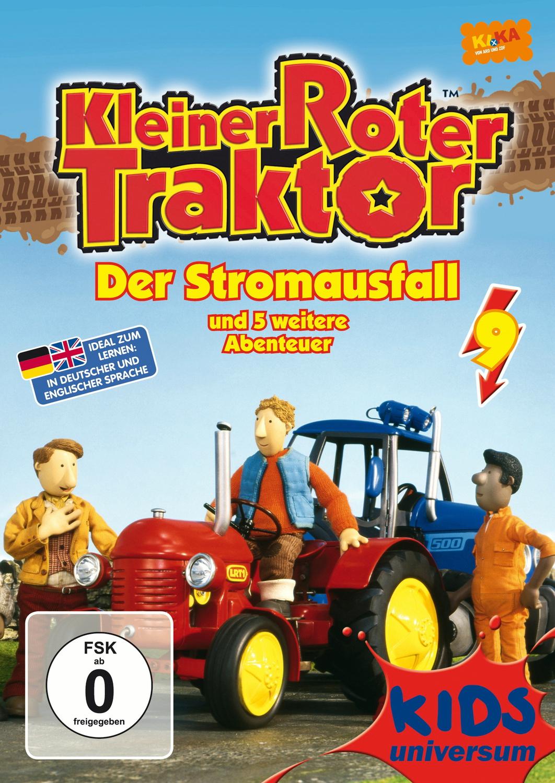 kleiner roter traktor 09  der stromausfall und 5 weitere