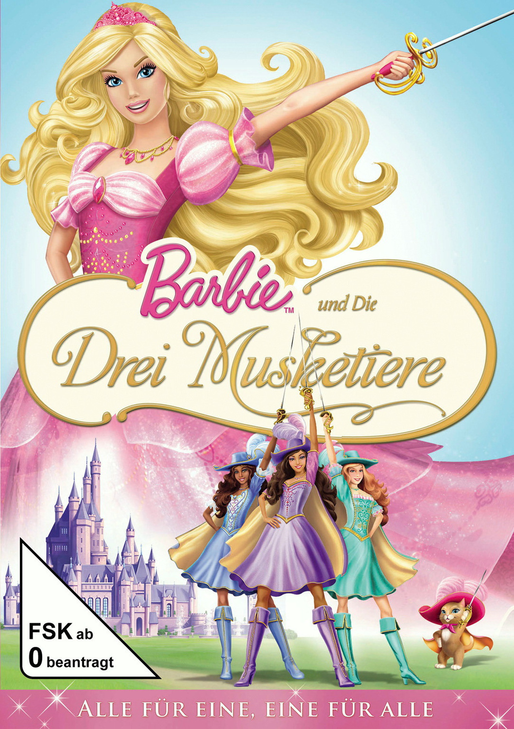 Barbie In Die Drei Musketiere