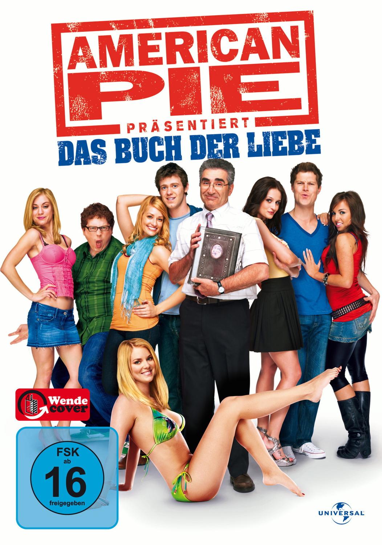American Pie Buch Der Liebe