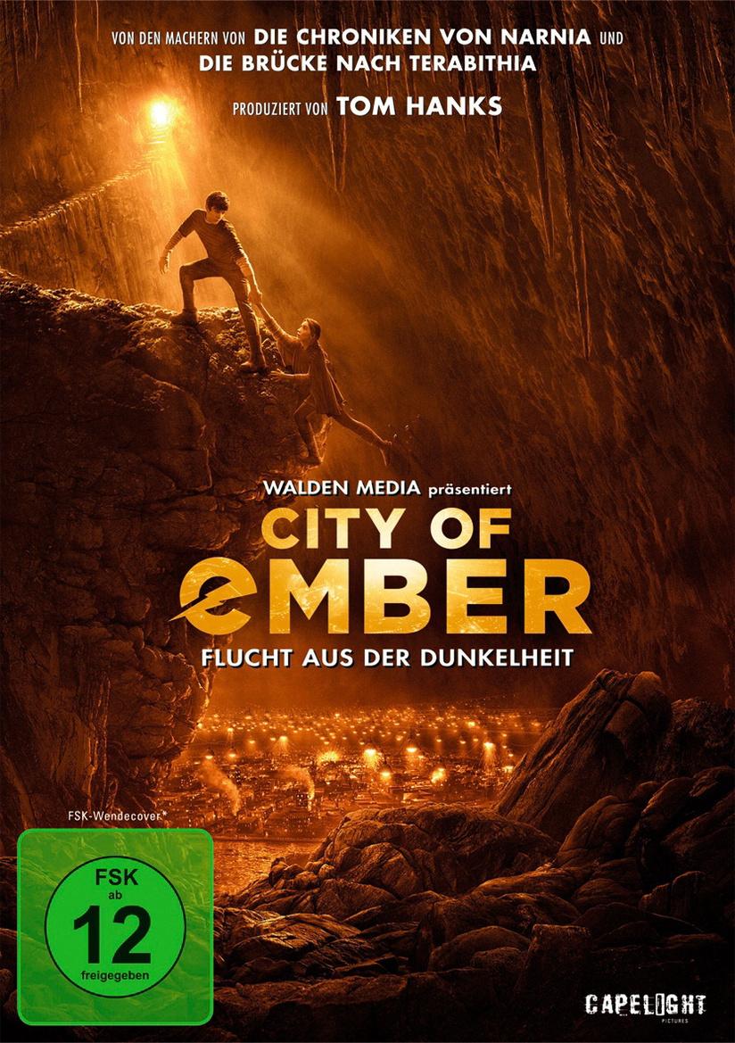 City Of Ember – Flucht Aus Der Dunkelheit