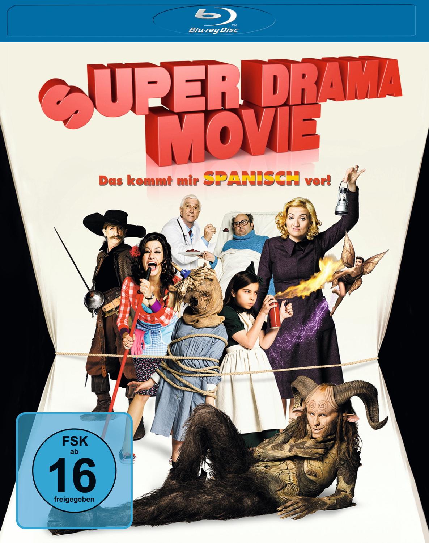 Super Drama Movie - Javier Ruiz Caldera - Blu-ray Disc - www ... db86fcebfb