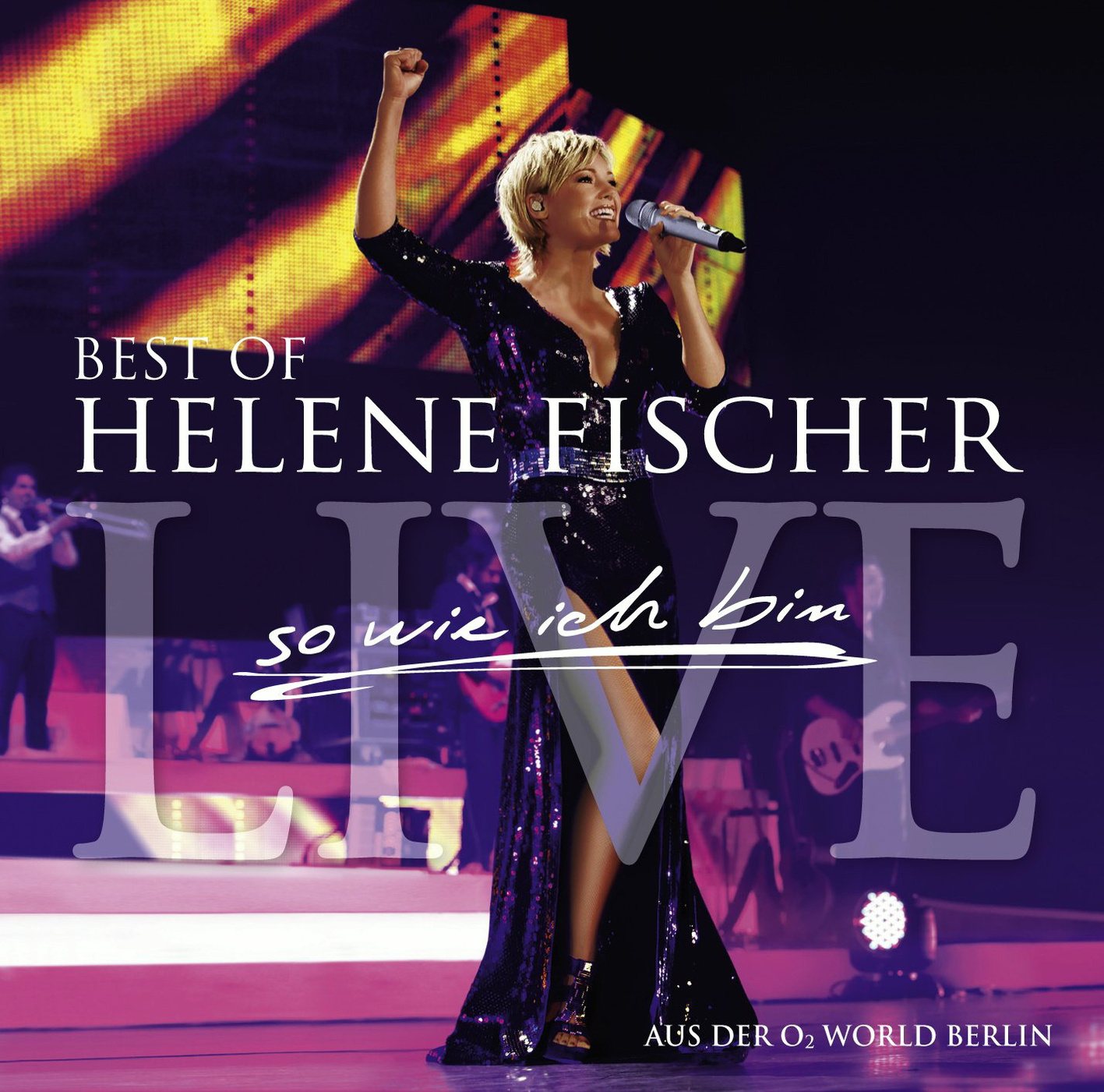Helene Fischer So Wie Ich Bin