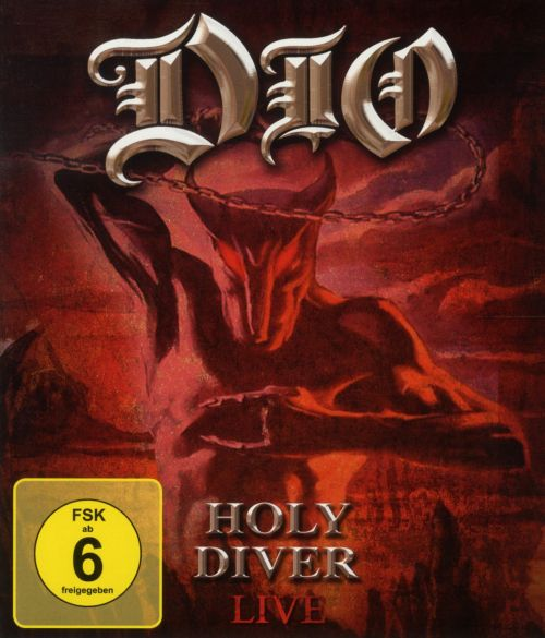 Фильм Dio Holy Diver Live 2006