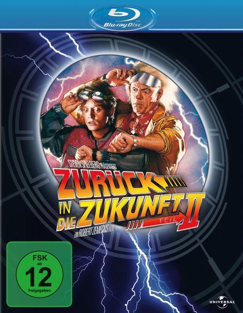 Zurück in die Zukunft - Teil II - Robert Zemeckis - Blu-ray Disc ...