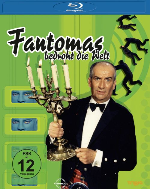 Various - Louis De Funès Vol. 2 (Bandes Originales Des Films)