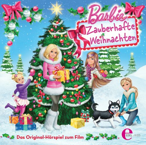 barbie zauberhafte weihnachten das original h rspiel. Black Bedroom Furniture Sets. Home Design Ideas
