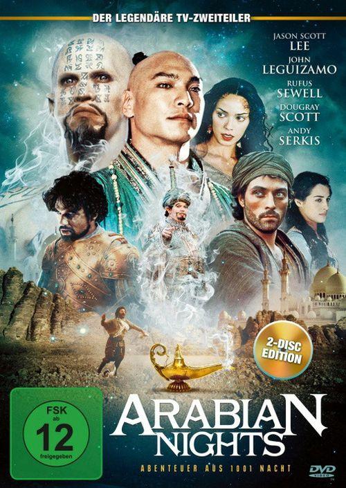 Arabian Nights – Abenteuer Aus 1001 Nacht