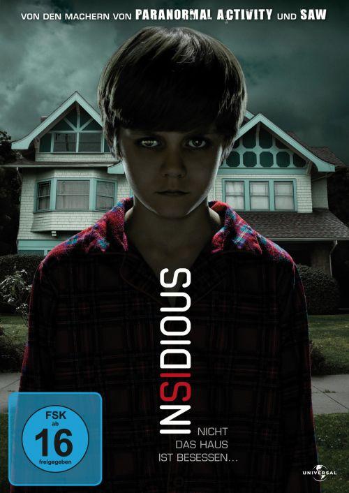 Insidious - James Wan - DVD - www.mymediawelt.de - Shop ...