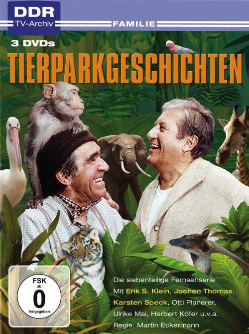 Tierparkgeschichten 3 discs martin eckermann dvd for Christiane reinecke