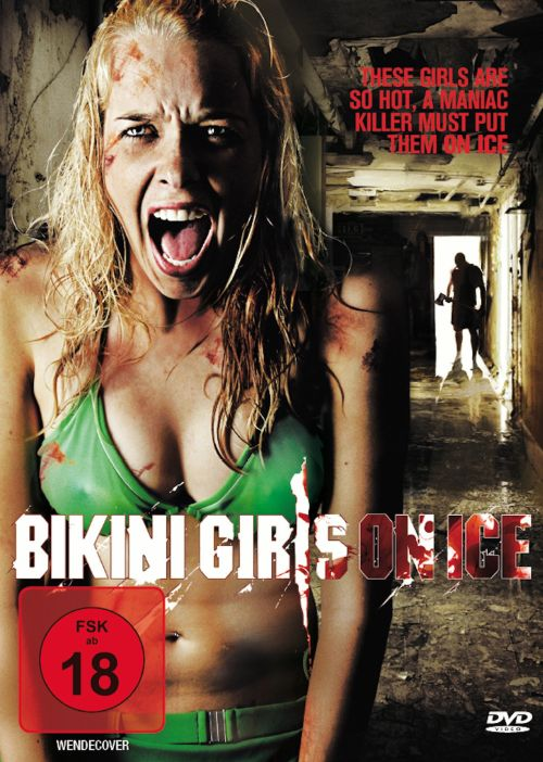 bikini girls on ice geoff klein dvd shop f r cd dvd blu ray filme. Black Bedroom Furniture Sets. Home Design Ideas