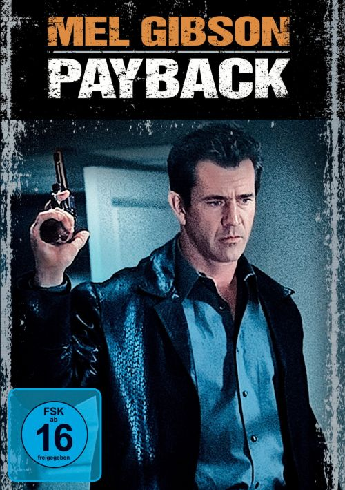 payback zahltag brian helgeland dvd shop f r cd dvd blu ray. Black Bedroom Furniture Sets. Home Design Ideas