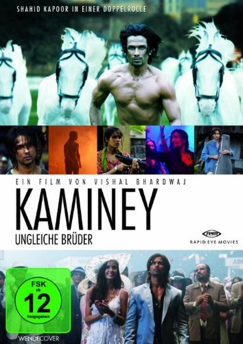 kaminey cd cover