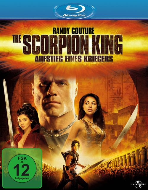 Le Roi Scorpion 2 - Guerrier de légende [FRENCH] [BLURAY 720p]
