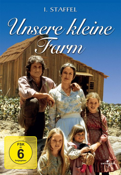 Unsere Kleine Farm Staffel 6 Folge 16