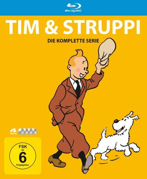 Tim Und Struppi Serie