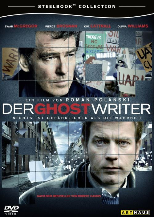 Der Ghostwriter Trailer Deutsch