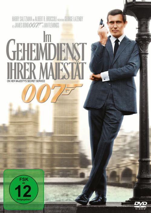 James Bond 007 Im Geheimdienst Ihrer Majestät