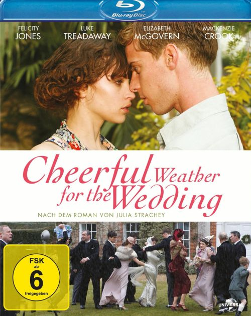 cheerful weather for the wedding donald rice bluray
