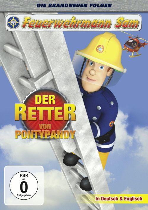 Feuerwehrmann Sam Der Retter Von Pontypandy Jerry Hibbert Dvd