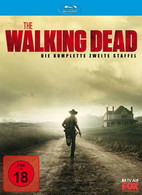 The Walking Dead Staffel 1 Cover