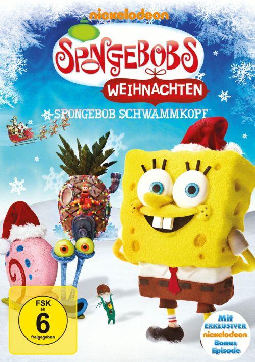 spongebob schwammkopf spongebobs weihnachten spongebob. Black Bedroom Furniture Sets. Home Design Ideas