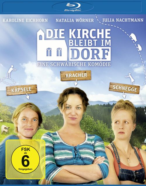 die kirche bleibt im dorf ulrike grote blu ray disc shop f r cd dvd. Black Bedroom Furniture Sets. Home Design Ideas