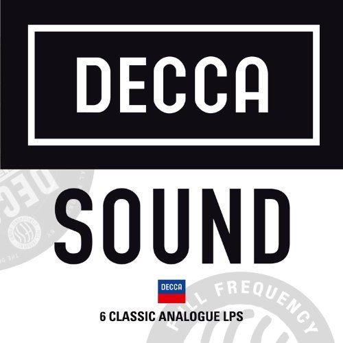 Various - Decca Sound • 6 Classic Analogue LPs