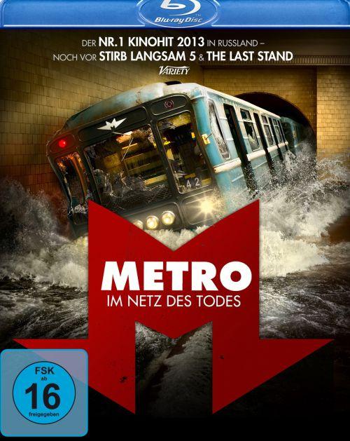 Metro Im Netz Des Todes